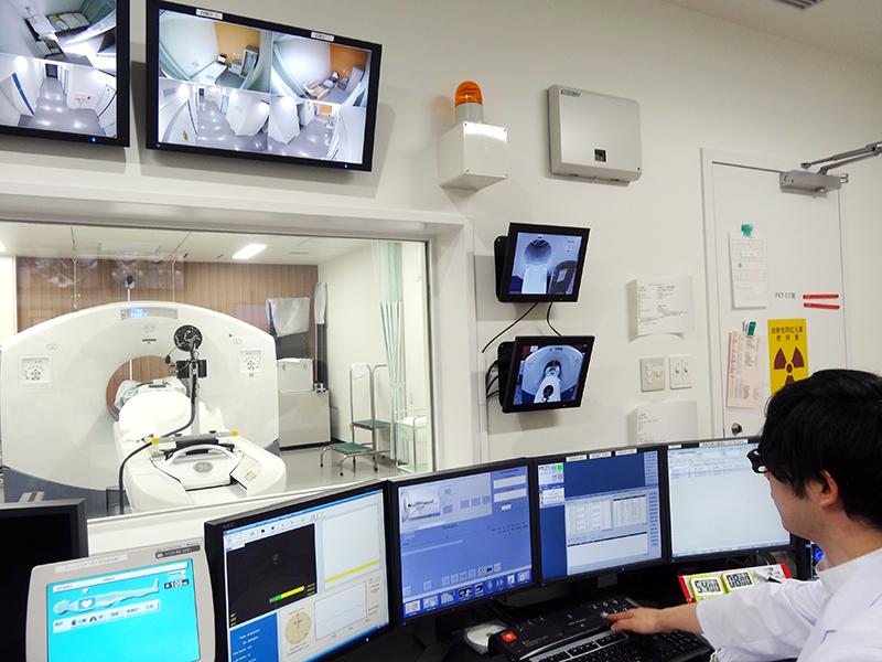 PET-CT装置
